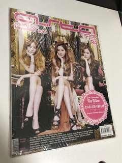 少女時代子團 TTS封面雜誌