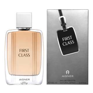 Aigner ♠️♠️ First Class EDT 50ml