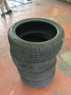 Tyre Kumho ECSTA PS31 225-40-18