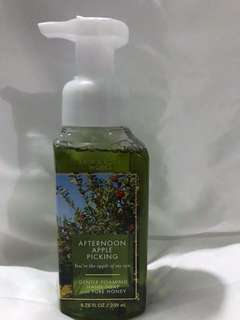 Foaming Handwash