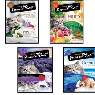 ($6.50)Fussie Cat Litter 10L