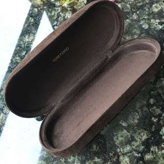 Tom Ford case for glasses and sunglasses
