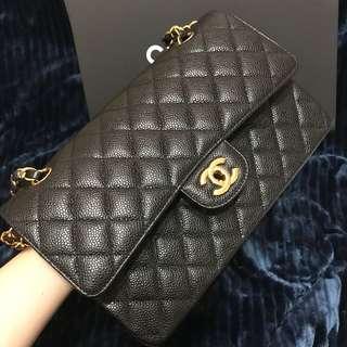 🚚 Chanel coco25 荔枝牛皮金鏈