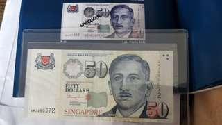$50 4MJ ◆ Last Prefix