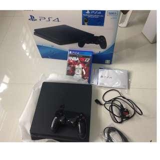 Playstation 4 (PS4) Slim - 500gb CUH 2016A