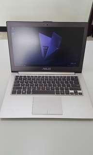 Asus ux32vd 輕薄筆電 13.3吋 薄型筆電 酷炫鍵盤光