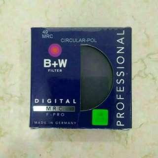 B+W Filter Circular-Pol MRC F-PRO 49mm