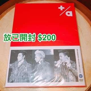 BIGBANG +a concert in Seoul DVD