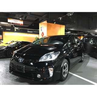 Toyota Prius S Facelift 2013