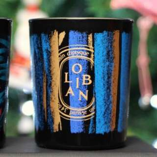 Oliban Mini Candle [Special Edition] , diptyque - 70g