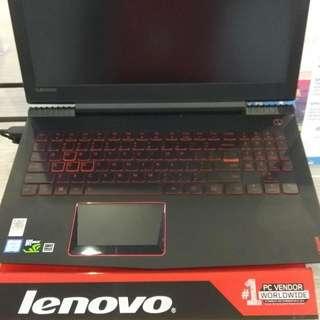 Lenovo Notebook Gaming Legion Y520-I5IKBN Cukup DP + Free 1X Cicilan