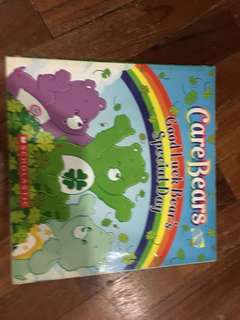 Pre-loved care bears book