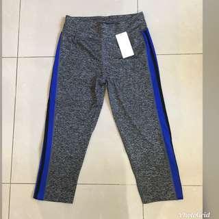 3/4 legging 4個骨運動褲