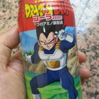 全新日版龍珠Dragon Ball jump 比達 Dydo 汽水 收藏品