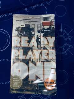 Ready Player One:Ernest Cline