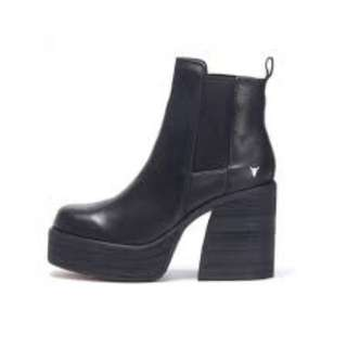 Windsor Smith Loud Black Boots 7
