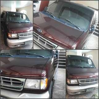 Ford E150 V8 Gas