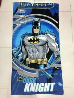 Kids Character Bath Towel - BATMAN