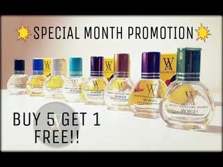Product Wan's MAY PROMOTION!!