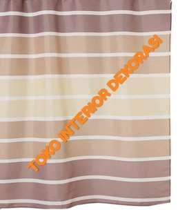 Shower curtain/tirai kamar mandi/gorden kamar mandi