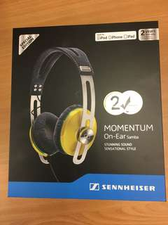 Sennheiser Limited Edition Momentum On-Ear Samba