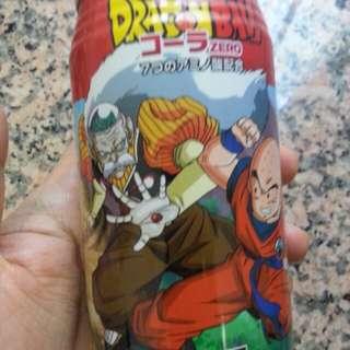 全新日版jump龍珠Dragon Ball 無限 無閑 Dydo 汽水 收藏品