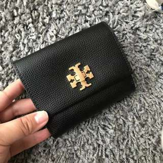 New‼️Tory burch foldable medium wallet