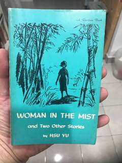 Vintage Book - Woman in The Mist