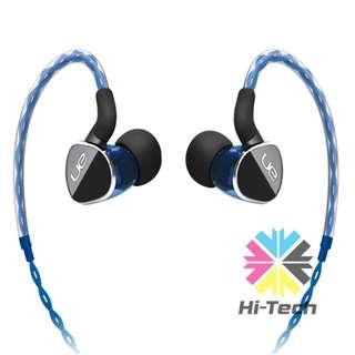 Logitech Ultimate Ears UE900s 4x 單元 入耳式耳機 Logitech UE 900s Ultimate Ears Noise-Isolating Earphones