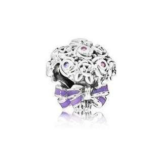 Pandora Celebration Bouquet Charm