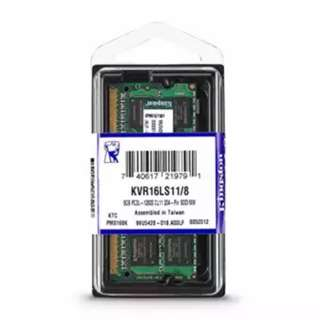 8GB Kingston PC3L 1600 Sodimm