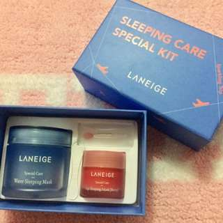 Laneige Sleeping Care Special Kit
