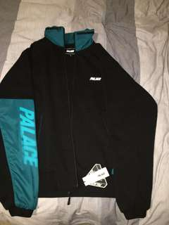 PALACE S-Layer track top black