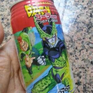 全新日版jump龍珠Dragon Ball 斯路 Dydo 汽水 收藏品