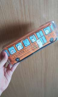 BN Bus Pencil Case