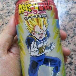 全新日版jump龍珠Dragon Ball 比達 Dydo 汽水 收藏品 特別版