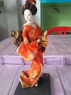 Boneka tradisi jepang