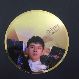 OngSeongWoo mirror card