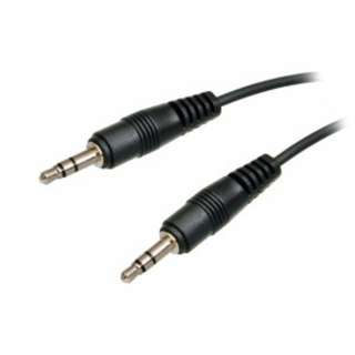 3.5mm to 3.5mm Audio Jack Audio Cable - 2 Meter