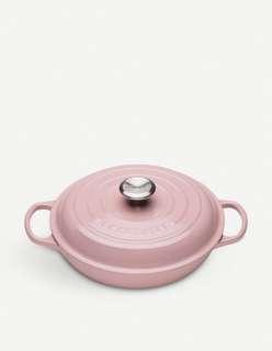 LE CREUSET 26cm shallow casserole dish