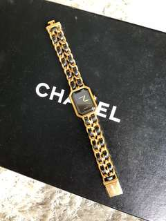 100% Authentic Chanel Premiere Watch