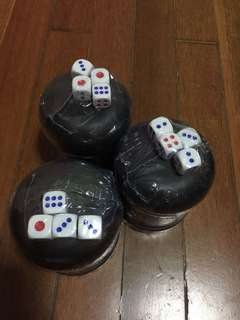Sicbo dices game set