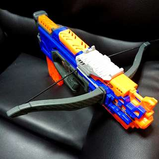 Authentic Nerf N Strike Elite Crossbolt