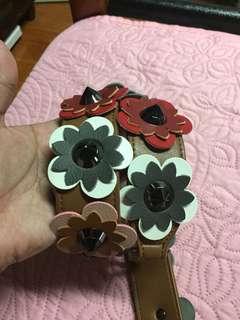 Piumelli inspired bag strap