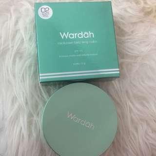 Wardah Exclusive Compact Powder ( Masih Segel )