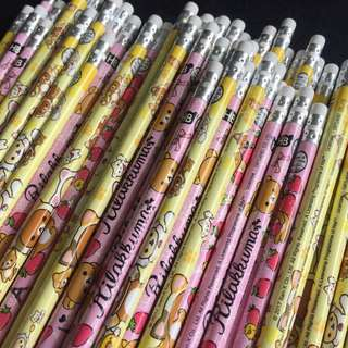 Rilakkuma HB Pencils