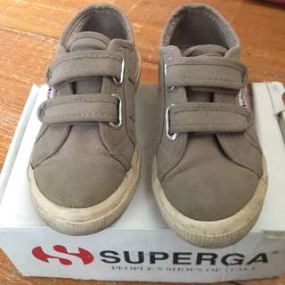 Superga rubber shoes