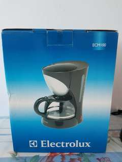ELECTROLUX COFFEE MAKER MESIN KOPI