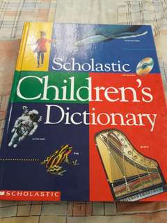 Chidrens dictionary