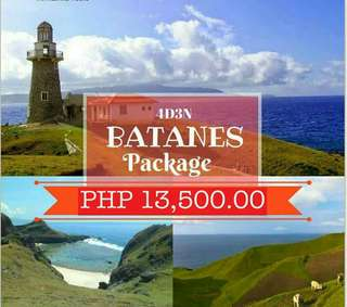 Batanes budget tour package